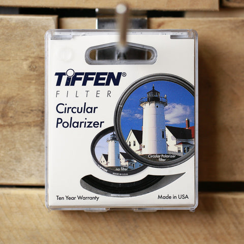 Tiffen Circular Polarizer Filter