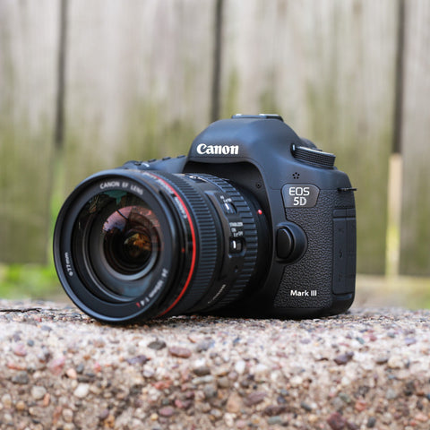 Canon EOS 5D Mark III 24-105mm f4L IS USM Lens Kit