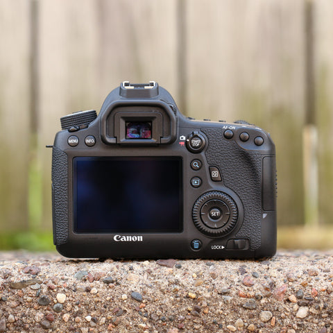 Canon EOS 6D Body Kit