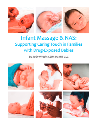 Educator E-Book - Infant Massage & Neonatal Abstinence Syndrome