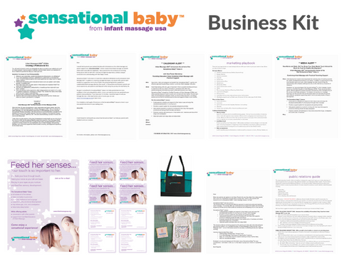 Sensational Baby Add On Kit (Business)