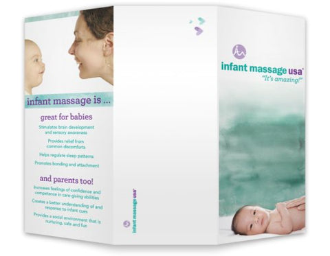 Infant Massage Brochures