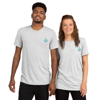 Infant Massage USA Logo - Unisex Short Sleeve T-shirt (2 Colors)