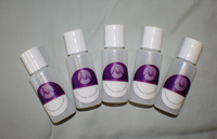 Infant Massage Oil Bottles - 1 OZ (Pack of 5)