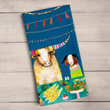 GreenBox Art Tea Towels