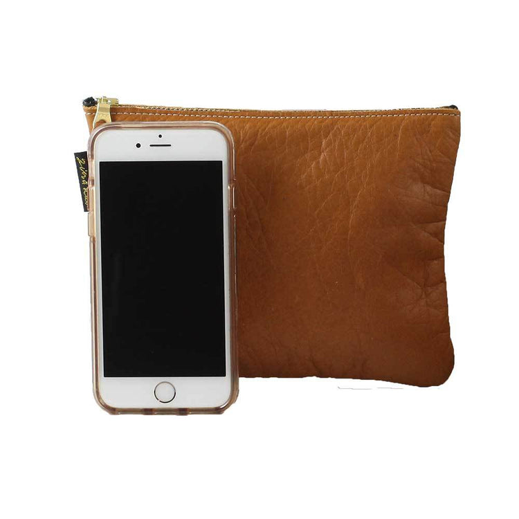 50% OFF Monroe Soft Leather Pouch