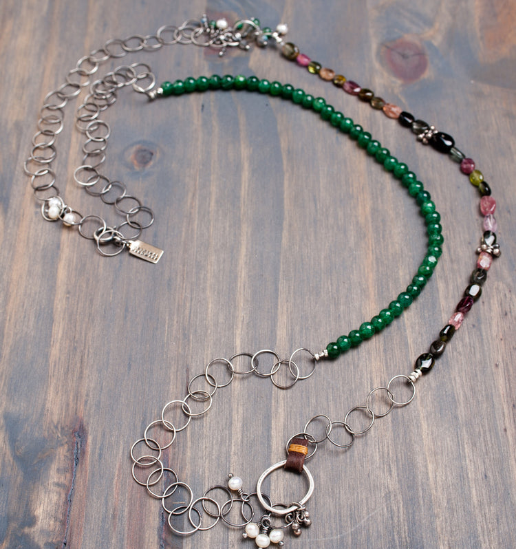 Bohemian Extra Long Necklace