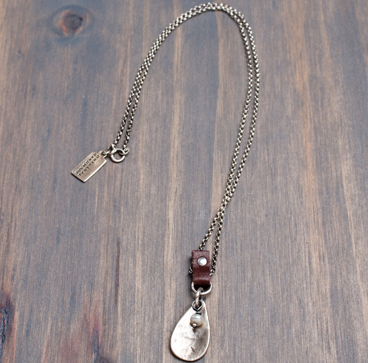 Everyday Sterling Pendant Necklace