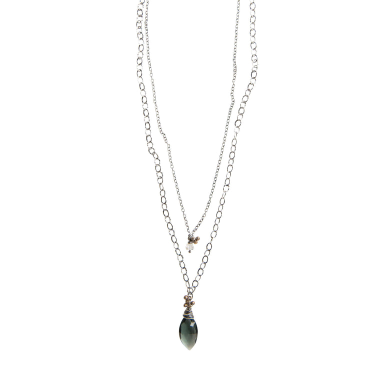 Double Strand Pacific Coast Necklace