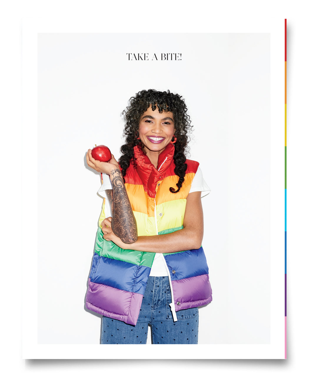 Issue Nº 12: Eat The Rainbow