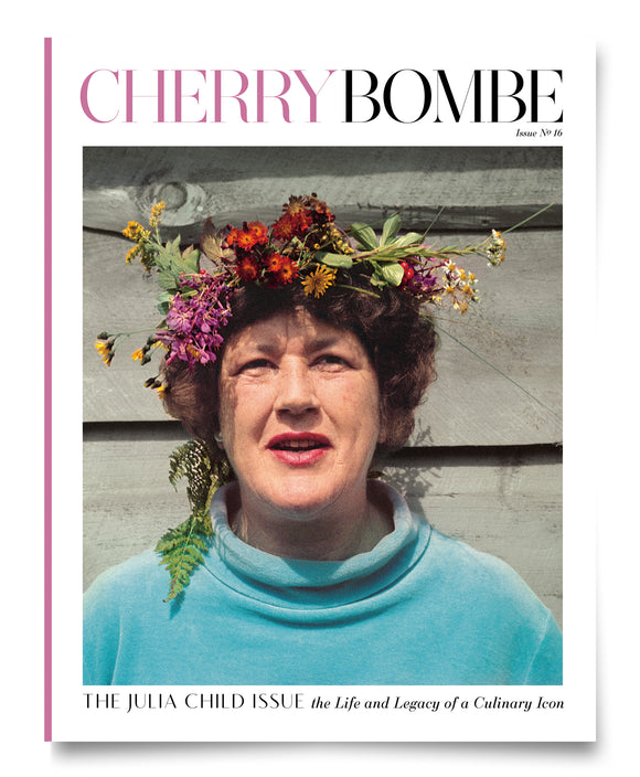 WHOLESALE—Issue Nº 16: The Julia Child Issue