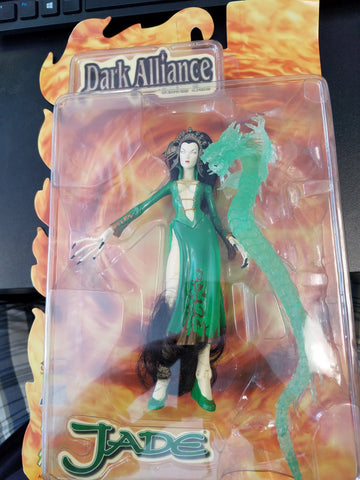 Dark Alliance Series 1 Jade Action Figure