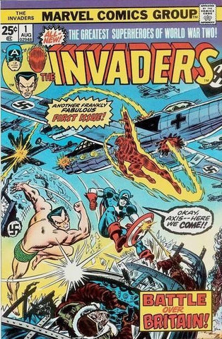 The Invaders #1