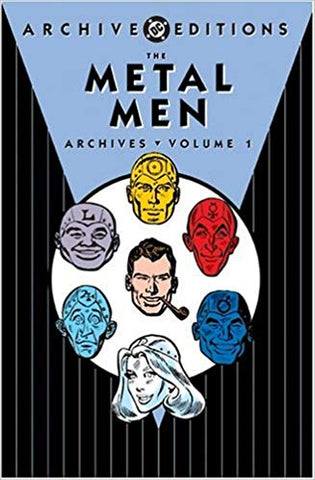 The Metal Men Archives, Vol. 1