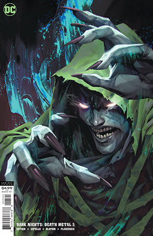 DARK NIGHTS DEATH METAL #5 (OF 7) CVR D KAEL NGU SPECTRE VAR (2020)