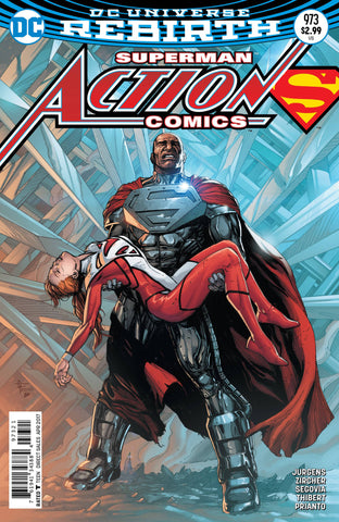 ACTION COMICS #973 VARIANT