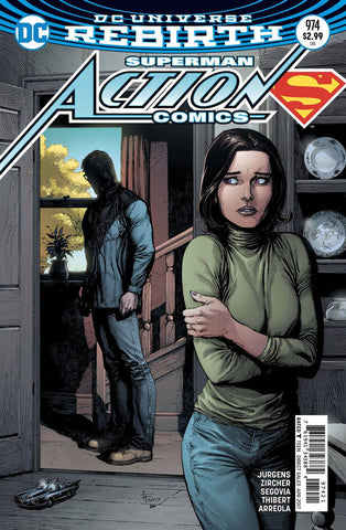 ACTION COMICS #974 VARIANT