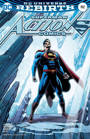 ACTION COMICS #992 VAR ED (2017)