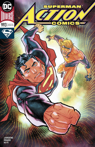 ACTION COMICS #993 VAR ED (2017)