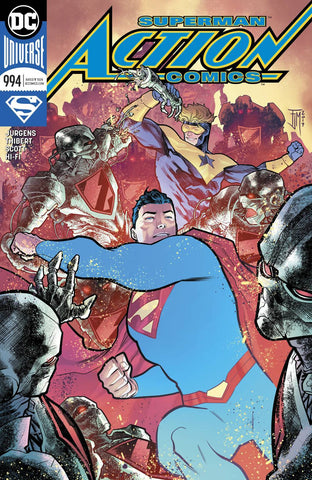 ACTION COMICS #994 VAR ED (2017)