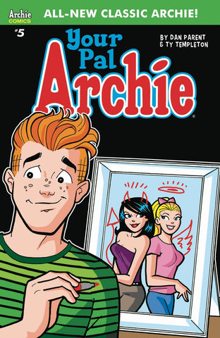 ALL NEW CLASSIC ARCHIE YOUR PAL ARCHIE #5 CVR A REG PARENT (2017)