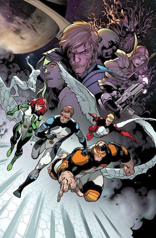 ALL NEW X-MEN #22.NOW BY IMMONEN POSTER