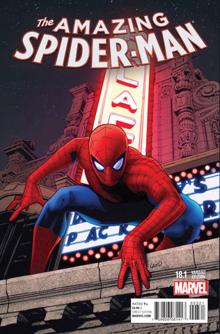 AMAZING SPIDER-MAN #18.1 LANDVAR