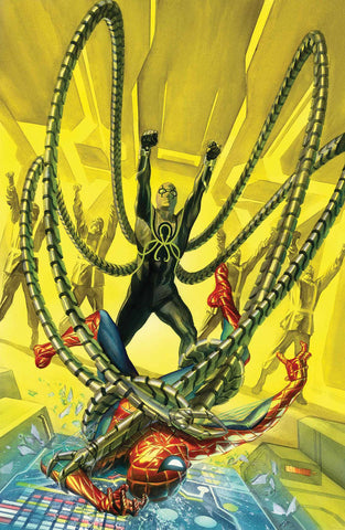 AMAZING SPIDER-MAN #29 BY ALEX ROSS POSTER