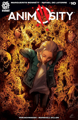 ANIMOSITY #10 (MR) (2017)