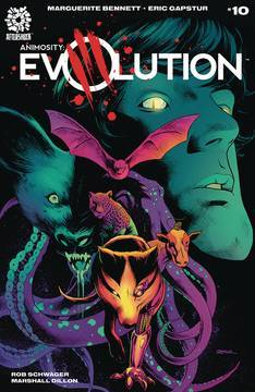ANIMOSITY EVOLUTION #10 (MR) (2018)