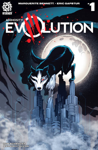 ANIMOSITY EVOLUTION #1 CVR A GAPSTUR (MR) (2017)