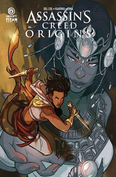 ASSASSINS CREED ORIGINS #4 (OF 4) CVR A FAVOCCIA (2018)