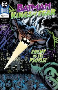 BATMAN KINGS OF FEAR #4 (OF 6) (2018)