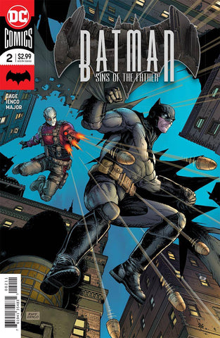 BATMAN SINS OF THE FATHER #2 (OF 6) (2018)