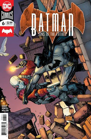 BATMAN SINS OF THE FATHER #6 (OF 6) (2018)