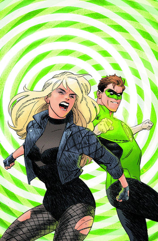 BLACK CANARY #4 GREEN LANTERN 75 VARIANT