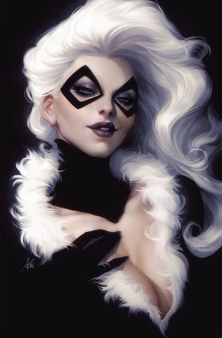 BLACK CAT #1 ARTGERM VIRGIN VAR (2019)