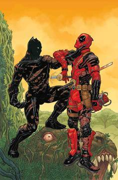 BLACK PANTHER VS DEADPOOL #2 (OF 5) SKROCE VAR (2018)
