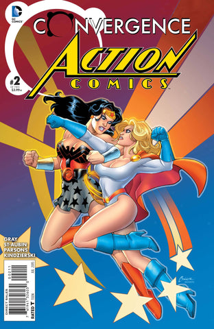 CONVERGENCE ACTION COMICS #2