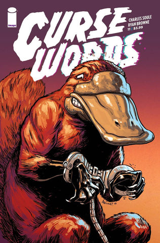 CURSE WORDS #11 CVR A BROWNE (MR) (2018)