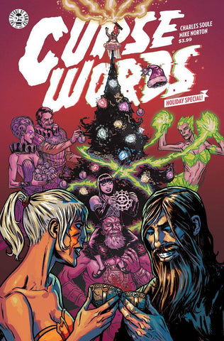 CURSE WORDS HOLIDAY SPEC #1 CVR A BROWNE (ONE SHOT) (MR) (2017)