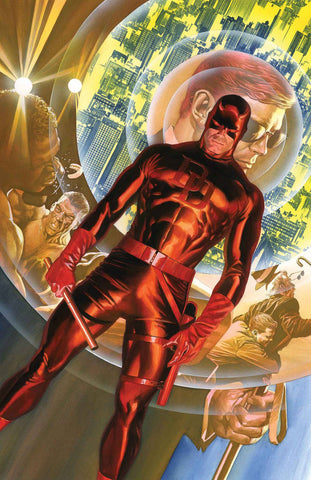 DAREDEVIL #1 75TH ANNIV BY ROSS POSTER