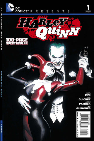 DC Comics Presents: Harley Quinn 1