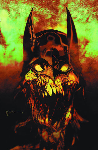 DETECTIVE COMICS #45 MONSTERS VARIANT