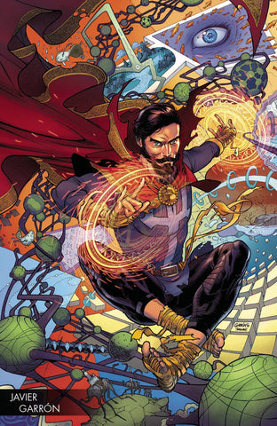DOCTOR STRANGE DAMNATION #1 (OF 4) GARRON YOUNG GUNS VAR (2018)