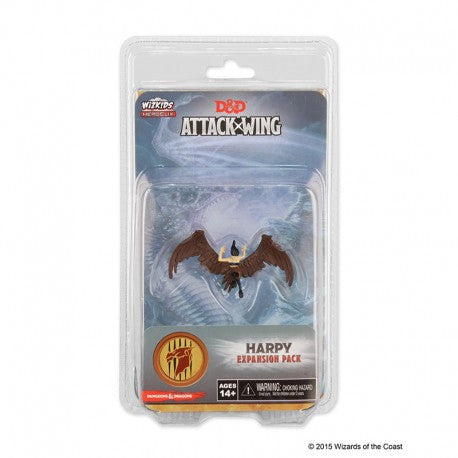 D&D Attack Wing Wave 3 Harpy
