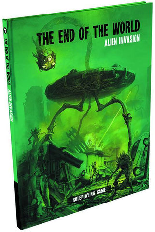 END OF THE WORLD RPG ALIEN INVASION