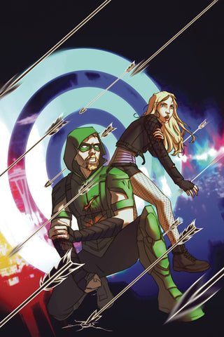 GREEN ARROW #12 (2016)