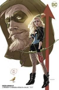 GREEN ARROW #47 VAR ED (2018)