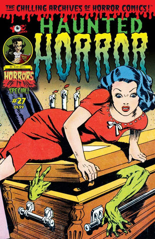 HAUNTED HORROR #27 (2017)